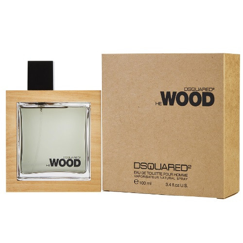 He Wood by Dsquared2 3.4 oz EDT for Men