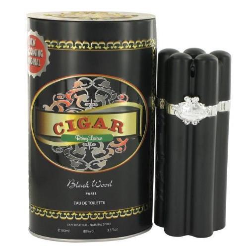Cigar Black Wood by Remy Latour 3.3 oz EDT for men