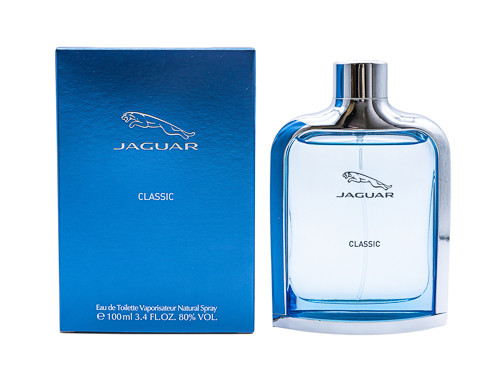 Jaguar Classic Blue by Jaguar 3.4 oz EDT for men