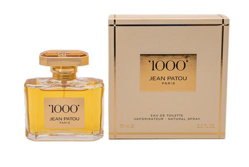 1000  by Jean Patou 2.5 oz EDT for women