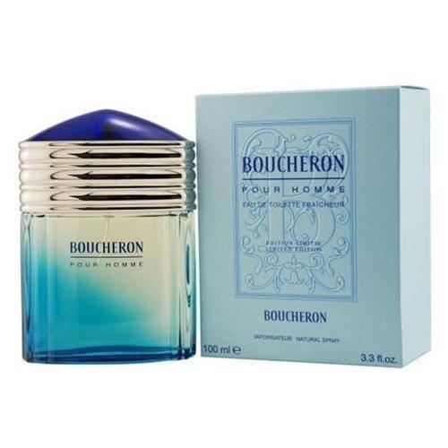 Boucheron Pour Homme Fraicheur by Boucheron 3.3 oz EDT for men