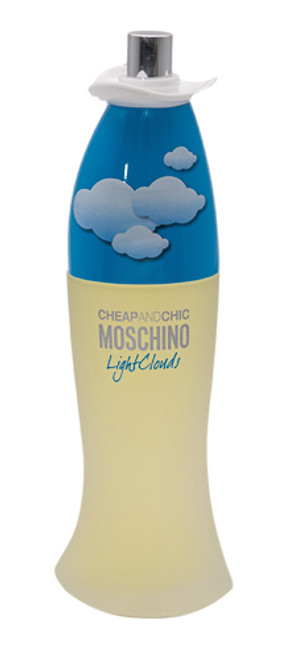 Cheap & Chic Light Clouds by Moschino 3.4 oz EDT for Women Tester