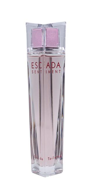 Escada Sentiment by Escada 2.5 oz EDT for Women Tester