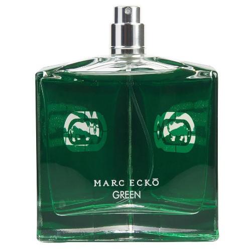 Marc Ecko Green by Marc Ecko 3.4 oz EDT for Men Tester