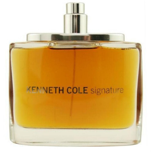 Kenneth Cole Signature by Kenneth Cole 3.4 oz EDT for men Tester