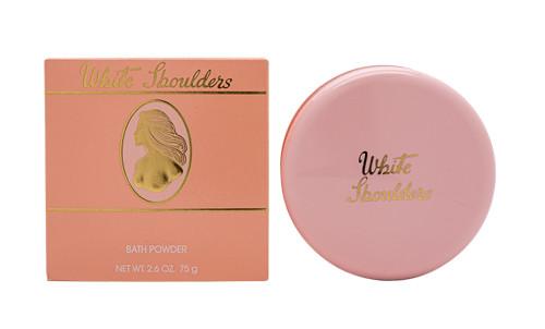 White Shoulders by Evyan 2.6 oz Bath Powder for women