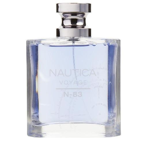 Nautica Voyage N-83 by Nautica 3.4 oz EDT for men Tester