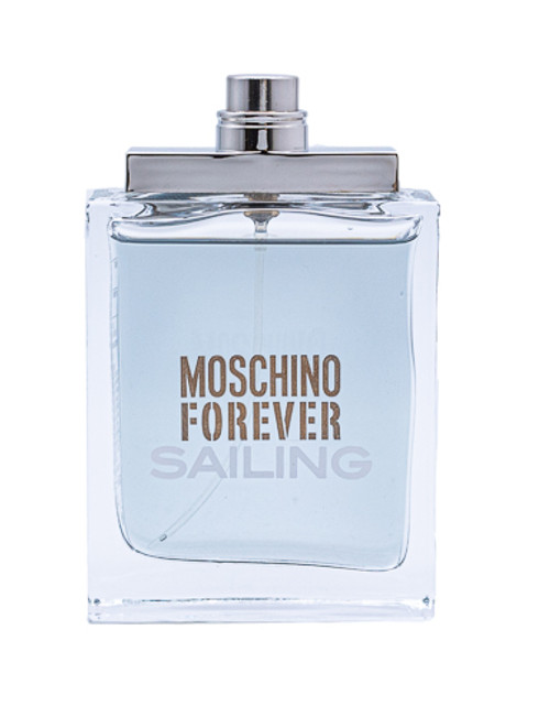 Moschino Forever Sailing by Moschino 3.4 oz EDT for Men Tester