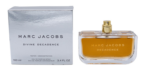 Divine Decadence by Marc Jacobs 3.4 oz EDP for Women Tester