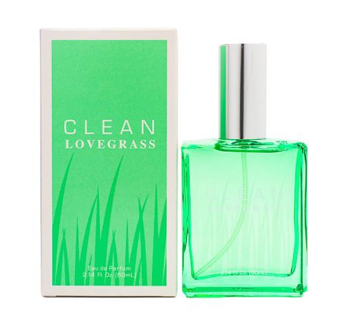 Clean Lovegrass by Clean 2.14 oz EDP Perfume for Women