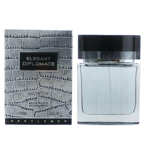 Elegant Diplomate Gentlemen by Johan.b 2.8 oz EDT for Men