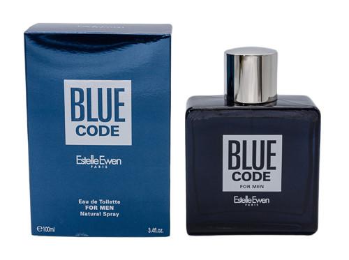 Blue Code by Estelle Ewen 3.4 oz EDT for Men
