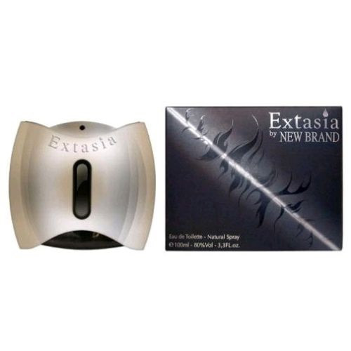 Extasia by New Brand 3.3 oz EDT for men