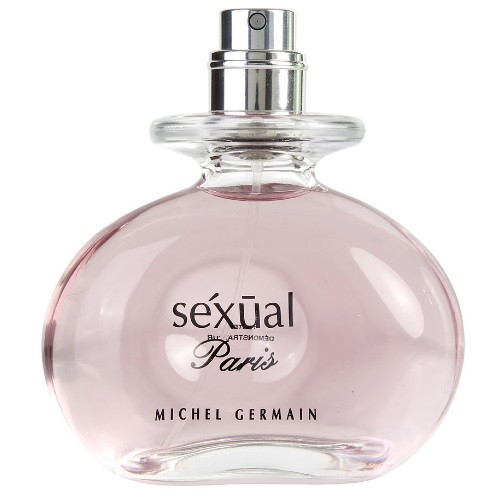 Sexual Paris by Michel Germain 2.5 oz EDP for Women Tester
