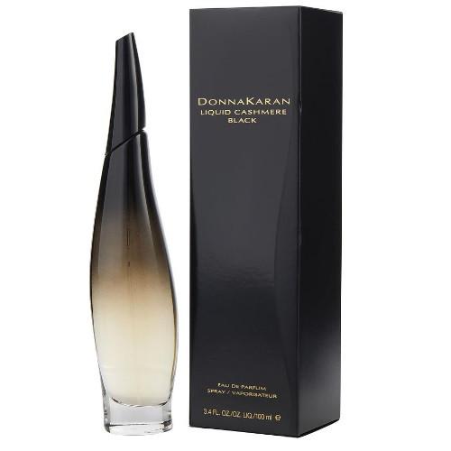 DK Liquid Cashmere Black by Donna Karan 3.4 oz EDP for Women