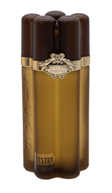 Cigar by Remy Latour 3.4 oz EDT for men Tester