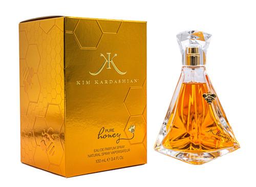 Pure Honey by Kim Kardashian 3.4 oz EDP for women
