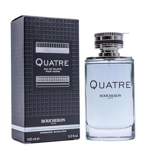 Quatre by Boucheron 3.4 oz EDT for men
