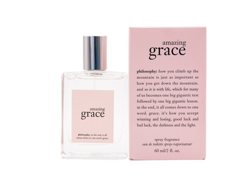 Amazing Grace by Philosophy  2.0 oz EDT for Women