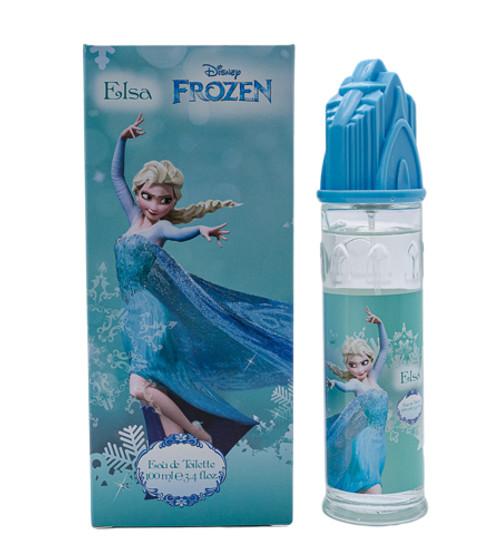 Disney Frozen Elsa Castle by Disney 3.4 oz EDT for Girls
