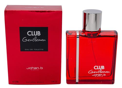 Club Gentleman by Johan.b 3.4 oz EDT for Men