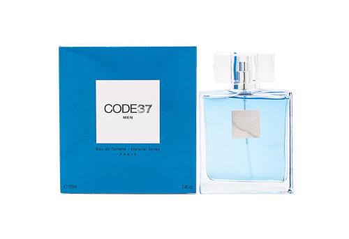 Code 37 by Karen Low 3.4 oz EDT for men