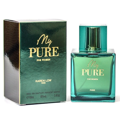 My Pure by Karen Low  3.4 oz EDP for Women