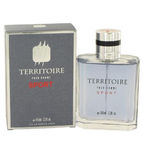 Territoire Pour Homme Sport by YZY 3.4 oz EDP for Men