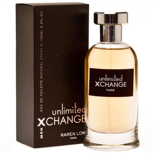Xchange Unlimited by Karen Low 3.4 oz EDT for men