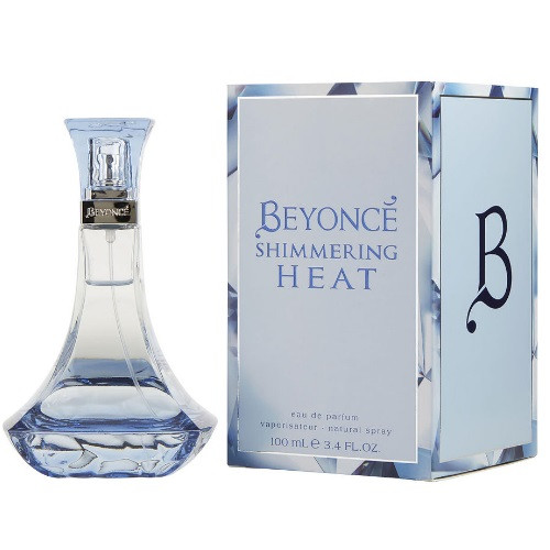 Beyonce Shimmering Heat by Beyonce 3.4 oz EDP for women