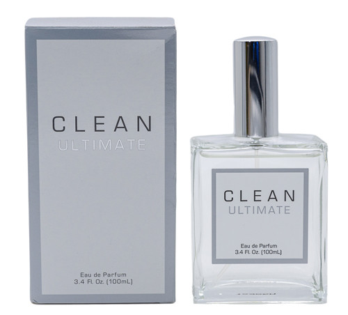Clean Ultimate by Clean 3.4 oz EDP Perfume for Women