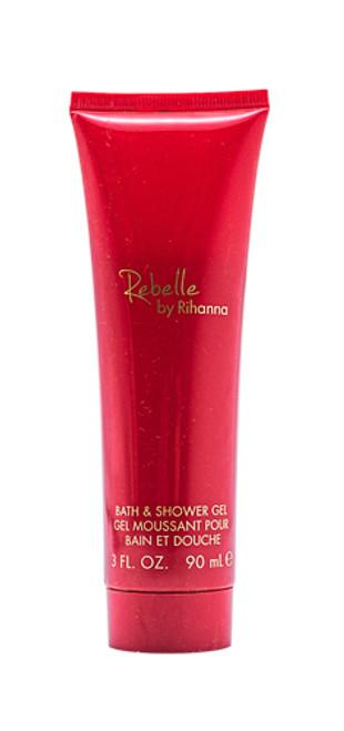 Rebelle by Rihanna 3 oz Bath & Shower Gel for Women