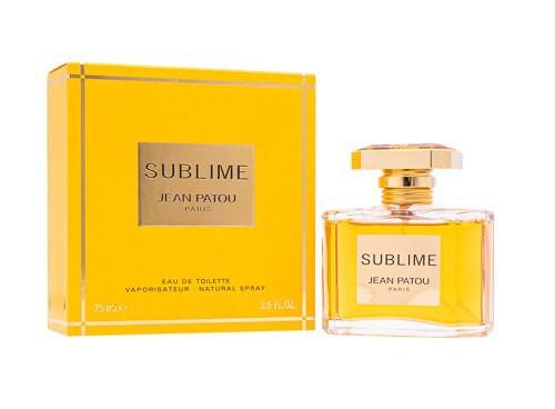 Sublime by Jean Patou 2.5 oz EDT for Women