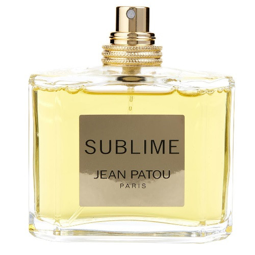 Sublime by Jean Patou 2.5 oz EDT for Women Tester