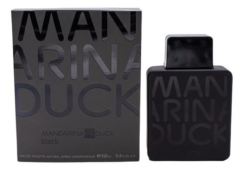 Mandarina Duck Black by Mandarina Duck 3.4 oz EDT for Men