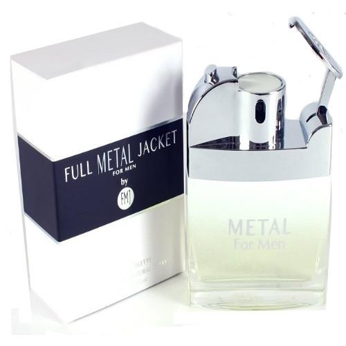 Full Metal Jacket by FMJ 3.3 oz EDP for Men