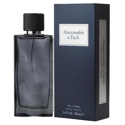 First Instinct Blue by Abercrombie & Fitch 3.4 oz EDT for Men