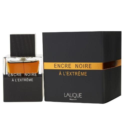 Encre Noire A L Extreme by Lalique 3.4 oz EDP for men