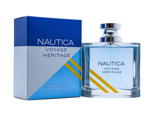 Nautica Voyage Heritage by Nautica 3.4 oz EDT for men