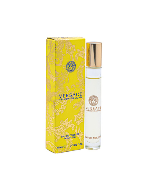 Yellow Diamond by Versace 0.3 oz EDT Mini Rollerball for Women