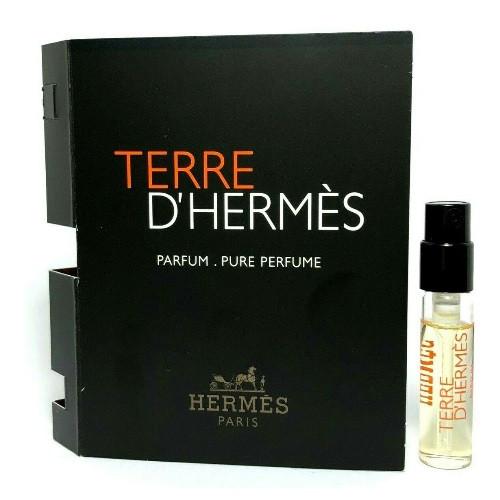 Terre D'Hermes by Hermes 0.05 oz EDP for Men Vial