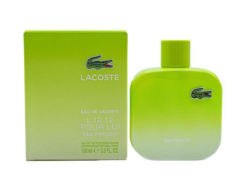 Lacoste Eau Fraiche L.12.12 by Lacoste 3.3 oz EDT for men