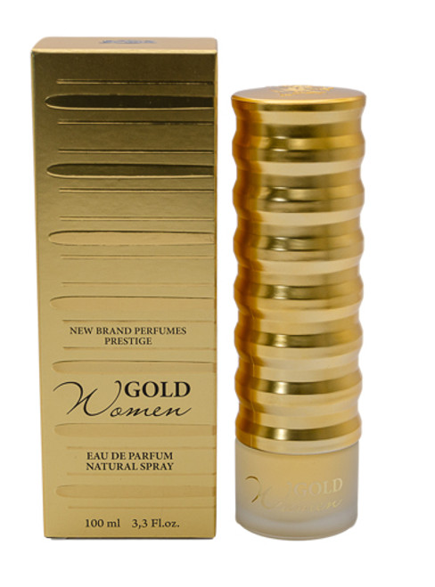Gold by New Brand 3.3 oz EDP for Women