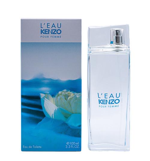 L'eau Kenzo Pour Femme by Kenzo 3.4 oz EDT for Women