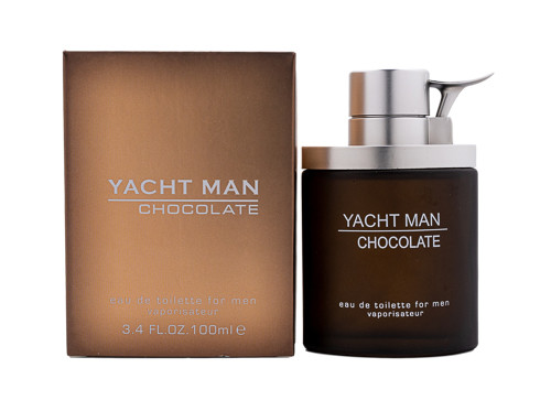 Yacht Man Chocolate by Myrurgia 3.4 oz EDT for men
