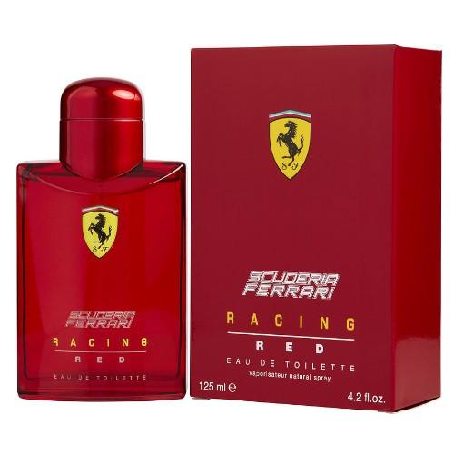 Ferrari Scuderia Racing Red by Ferrari 4.2 oz EDT for Men