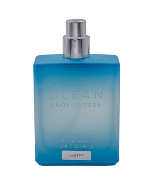 Clean Cool Cotton 2.14 oz EDP Perfume for Women Tester