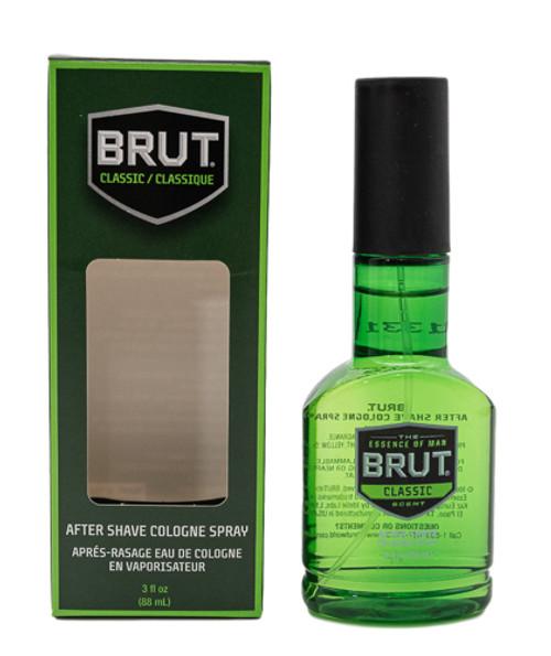 Brut by Brut After Shave Cologne Spray 3 oz