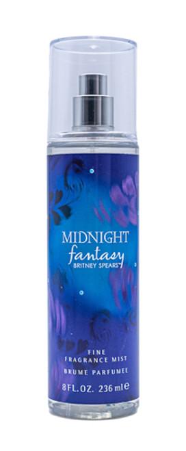 Midnight Fantasy By Britney Spears 8 oz Body Mist