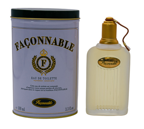 Faconnable by Faconnable 3.3 oz EDT for Men